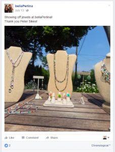 bellaPerlina Jewelry | 360 photo by Shoreline Pixels